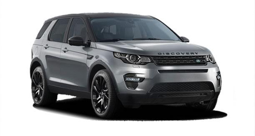 The Discovery Sport